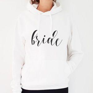 Bride Unisex Custom Made Hoodie